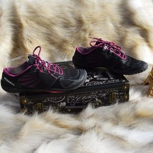 MERRELL Womens Pace Glove 2 Trail Running Shoes